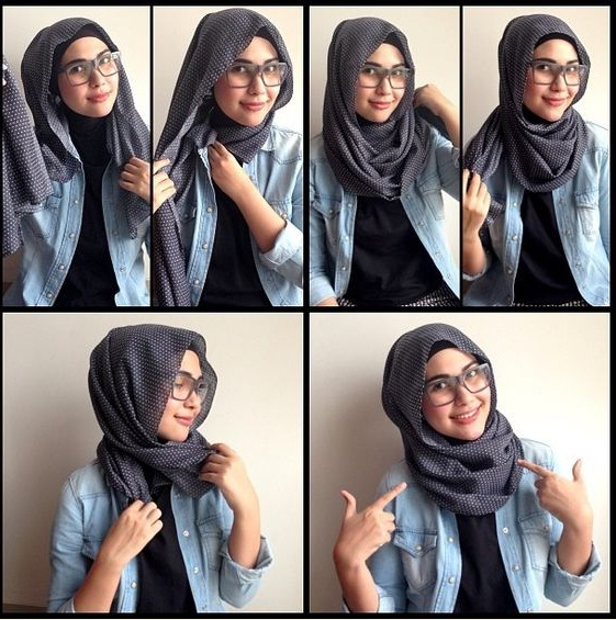 video tutorial hijab style dian pelangi
